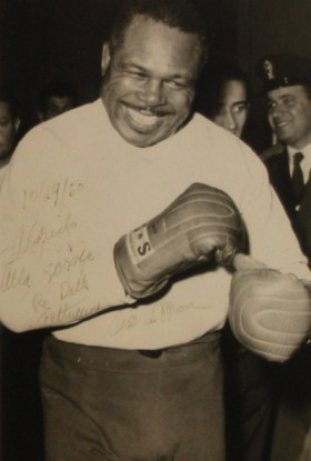 Alfredo's Gallery - Special Guests - Archie Moore