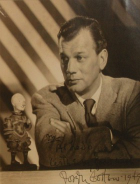 Alfredo's Gallery - Special Guests - Joseph Cotten