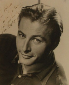Alfredo's Gallery - Special Guests - Lex Barker
