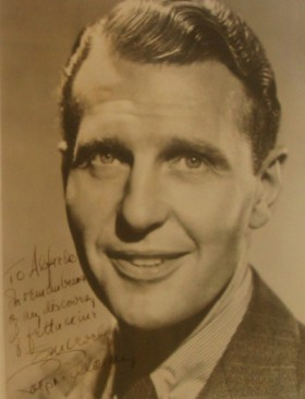 Alfredo's Gallery - Special Guests - Ralph Bellamy