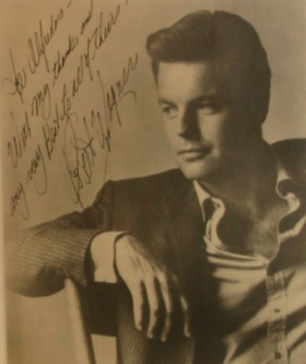 Alfredo's Gallery - Special Guests - Robert Wagner