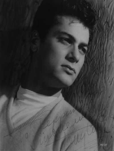 Alfredo's Gallery - Special Guests - Tony Curtis